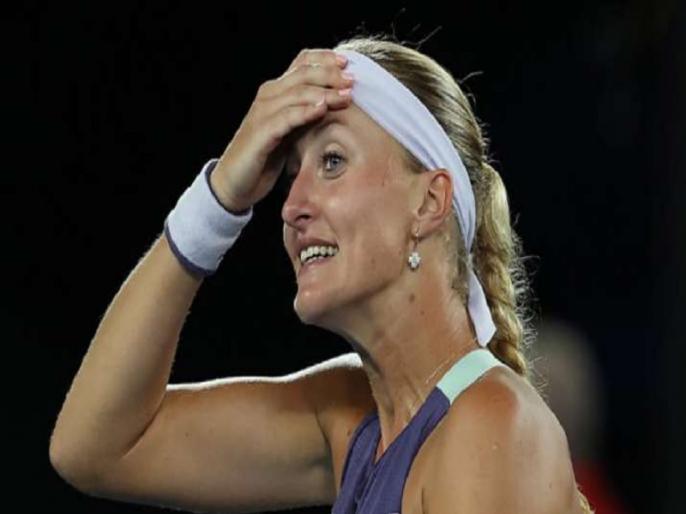 US Open 2020: Kristina Mladenovic gets Coronavirus quarantine notice, withdrawn from women's doubles field | US Open 2020: क्रिस्टीना म्लादेनोविच को मिला कोरोना वायरस क्वारंटाइन नोटिस, टूर्नामेंट से हुईं बाहर