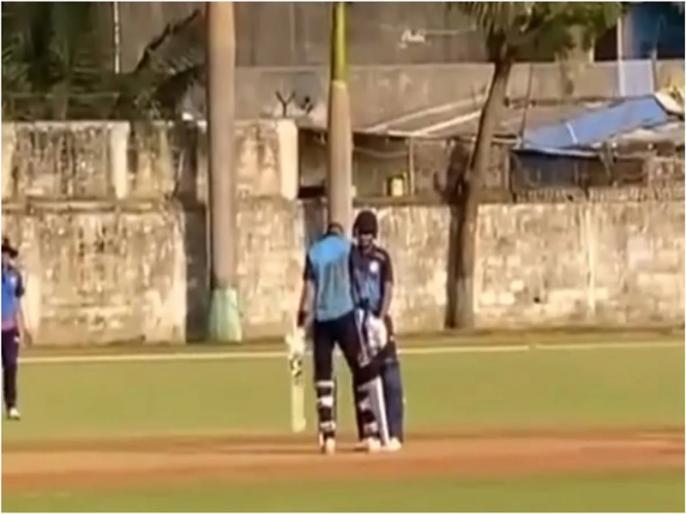 Krunal Pandya Cried After Getting To Hundred In Vijay Hazare Trophy 2021 video viral   भारतीय टी-20 टीम से बाहर होने वाले क्रुणाल पंड्या की धमाकेदार बल्लेबाजी, शतक जड़ने के बाद बीच मैदान छलक पड़े आंखों से आंसू