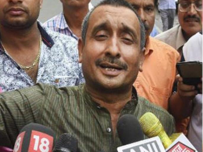 Unnao rape case: Expelled BJP MLA Kuldeep Singh Sengar has approached Delhi High Court challenging his conviction by the trial court. | उन्नाव गैंगरेप मामला: कुलदीप सिंह सेंगर ने उम्रकैद के फैसले को दिल्ली हाईकोर्ट में चैलेंज किया