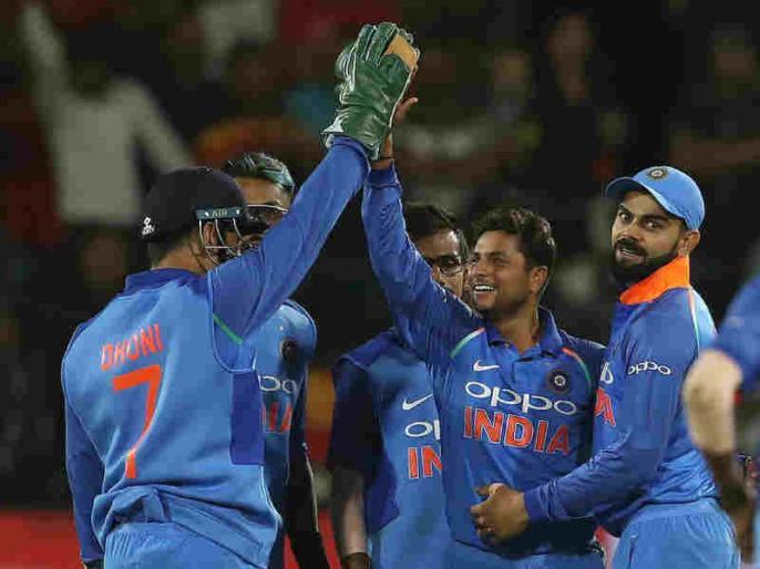I am successful because Virat Kohli gave me freedom to attack, says Kuldeep Yadav | कुलदीप यादव हुए कप्तान विराट के फैन, कहा, 'कोहली ने दी आक्रमण करने की आजादी, तभी मिली कामयाबी'