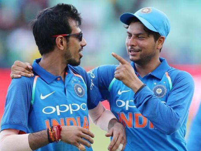 We might be tempted to play Kuldeep Yadav, Yuzvendra Chahal in Tests too, says Virat Kohli | अश्विन-जडेजा की होगी छुट्टी? कोहली ने दिए संकेत, टेस्ट टीम में भी हो सकती है कुलदीप-चहल की एंट्री