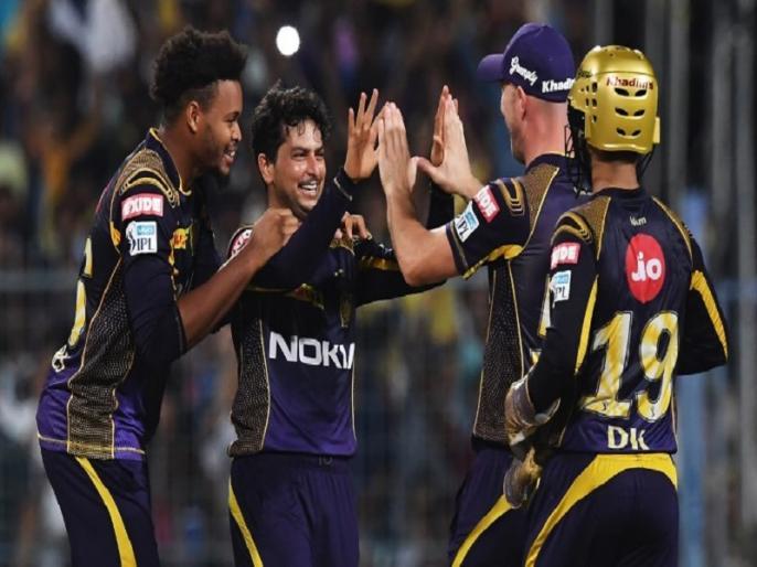 ipl 2018 kkr vs rr kuldeep yadav says presence of shane warne motivated him for best bowling | IPL 2018: राजस्थान के खिलाफ कुलदीप की घातक गेंदबाजी का क्या था राज, मैच के बाद किया खुलासा