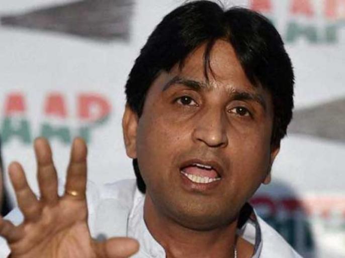 delhi violence: kumar vishwas slams on amit shah over aap leader tahir hussain | Delhi Violence: ताहिर हुसैन के घर जमा पेट्रोल बमों के जखीरे पर कुमार विश्वास ने अमित शाह से पूछा, हे युधिष्ठिर- आप नदारद क्यों हैं