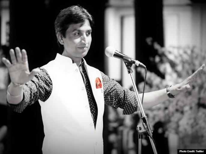 Kumar Vishwas said after his car was stolen Chill maro yaar users said I wish your house was in Delhi, captured on camera | कार चोरी होने पर बोले कुमार विश्वास, चिल मारो यार, यूजर्स बोले-काश आपका घर दिल्ली में होता, कैमरे में कैद...
