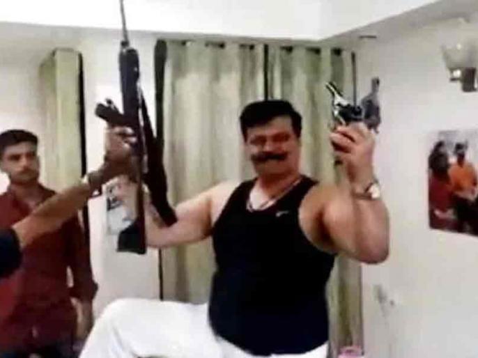 BJP MLA Champion suspension before reply to so cause notice | वायरल वीडियो पर जारी नोटिस का स्पष्टीकरण देने से पहले ही भाजपा विधायक 'चैम्पियन' के निष्कासन की सिफारिश