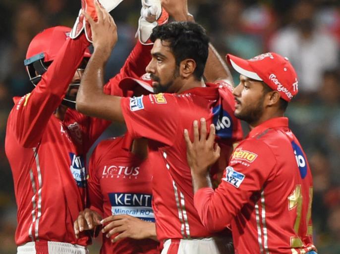 IPL 2019, KXIP vs RR: Kings XI Punjab beat Rajasthan Royals by 12 Runs in 32nd Match of IPL   राजस्थान रॉयल्स की आईपीएल 2019 में छठी हार, किंग्स इलेवन पंजाब ने रोमांचक मुकाबले में हराया