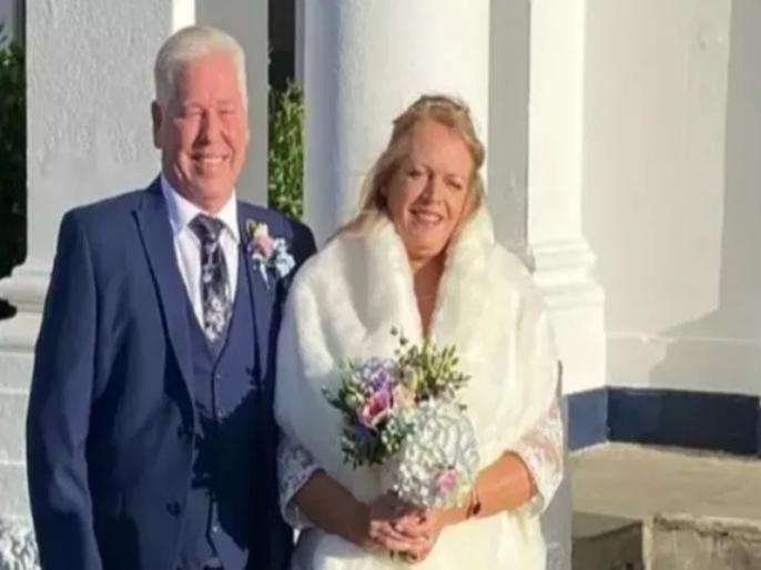 Groom Wins Rs 9.6 Lakh On A Football Bet in britain know his story | 57 साल के शख्स को हुआ प्यार तो गर्लफ्रेंड से रचा ली शादी, फिर हुआ कुछ ऐसा कि रातोंरात लखपति बन गया ये दूल्हा