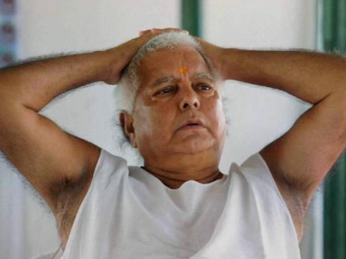 RJD chief Lalu Prasad demanded bail from Jharkhand High Court, citing Half Custody | राजद प्रमुख लालू प्रसाद यादव ने हाफ कस्टडी का हवाला देते हुए झारखंड हाईकोर्ट से जमानत देने की मांग की