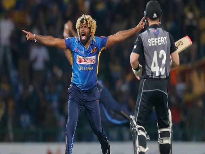 Lasith Malinga becomes first bowler to take 100 or more wickets in each of three international formats | SL vs NZ: लसिथ मलिंगा ने तीनों फॉर्मेट में 'विकेटों का शतक' पूरा कर बनाया अनोखा रिकॉर्ड, पीछे छूटे दुनिया के सारे गेंदबाज