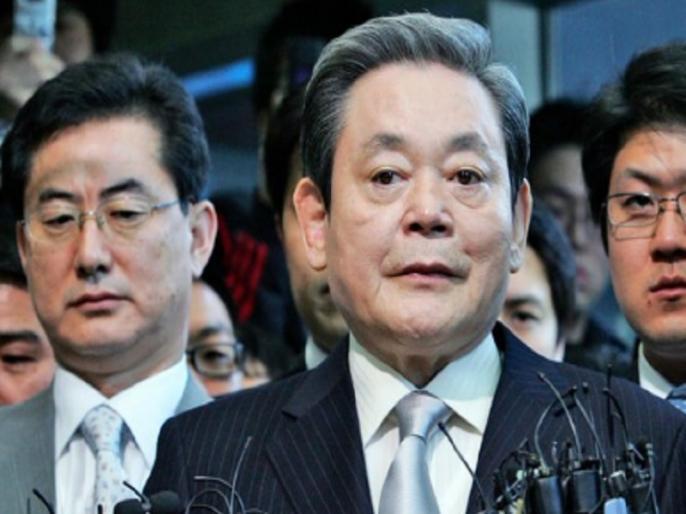 Samsung Electronics chairman Lee Kun Hee dies at age 78 | सैमसंग के चेयरमैन ली कुन-ही का 78 साल की उम्र में निधन, कंपनी को फर्श से अर्श तक ऐसे पहुंचाया, जानें सफरनामा