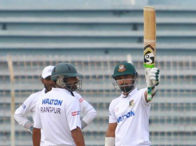 Liton Das hits double century off 140 balls, writes new history | बांग्लादेशी बल्लेबाज लिटन दास ने किया कमाल, 140 गेंदों में दोहरा शतक जड़ते हुए रचा इतिहास