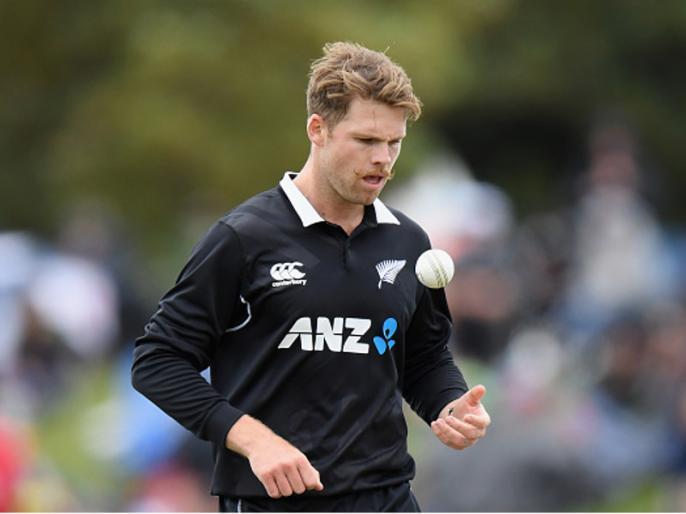 IPL 2020: Lockie Ferguson, a KKR fan since 2008 for Brendon McCullum | IPL 2020: दुनिया के सर्वश्रेष्ठ तेज गेंदबाजों के साथ खेलने को बेताब लॉकी फर्गुसन