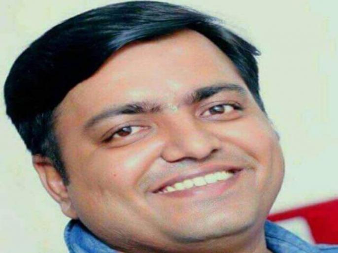 senior journalist of Lokmat Sanjeev Kumar Gupta passed away coronavirus | दुखद: कोरोना ने छीन ली एक और जिंदगी, लोकमत के वरिष्ठ पत्रकार संजीव कुमार गुप्ता का निधन