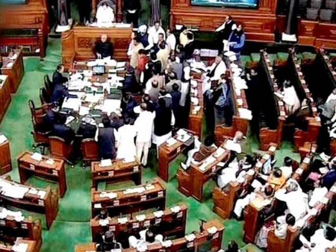 Congress encircles the government on the economy, BJP counts the steps of the government for future generations   कांग्रेस ने अर्थव्यवस्था पर सरकार को घेरा, भाजपा ने भावी पीढ़ियों के लिये सरकार के कदम गिनाये