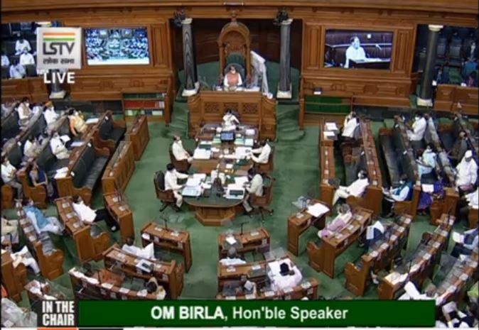 Parliament Monsoon Session Opposition Agriculture Bill Government raised MSP of wheat by 50 to Rs 1975 per quintal | संसद मेंकृषि विधेयक का विरोध,सरकार ने गेहूं का एमएसपी 50 बढ़ाकर 1975 रुपये प्रति कुंतल किया