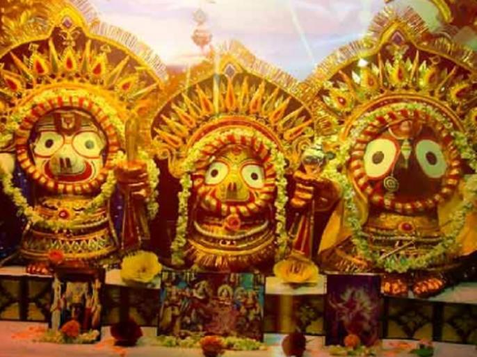 Odisha Puri over 15 lakh devotees witness 'Suna Besha' deities adorned with gold jewellery | पुरी में 'सुना बेशा' अनुष्ठान के प्रत्यक्षदर्शी बने लाखों श्रद्धालु, जानिए क्या है ये परंपरा जिसमें इस्तेमाल हुआ 200 किलो से ज्यादा सोना