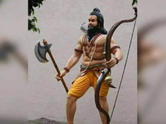 Maharishi Parshuram statue Politics Bharatiya Akhara parishad says Conspiracy to weaken Hindu society | यूपी: महर्षि परशुराम की मूर्ति पर सियासत, अखाड़ा परिषद ने कहा- ये हिंदू समाज को कमजोर करने की साजिश