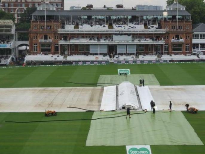 India vs England: how the weather looks like in next four days at Lord's Cricket Ground in London   Ind vs ENG: लॉर्ड्स टेस्ट का पहला दिन बारिश में धुला, आने वाले चार दिनों में कुछ ऐसा रहेगा मौसम का हाल