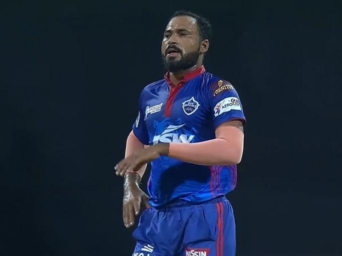 IPL 2021 DC vs PBKS Lukman Meriwala debut for delhi against punjab | लुकमान मरीवाला: बेहद गरीबी में बीता था बचपन, परिवार का पेट पालने के लिए किया वेल्डर का काम, अब आईपीएल डेब्यू पर मचाया धमाल
