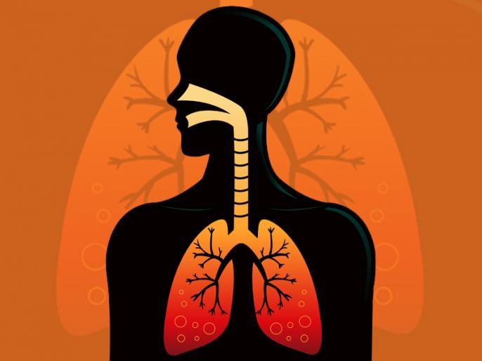 India fourth rank in lung cancer | 'फेफड़े के कैंसर' मामले में भारत चौथे नंबर पर पहुंचा, जानिए क्या होते हैं लक्षण?