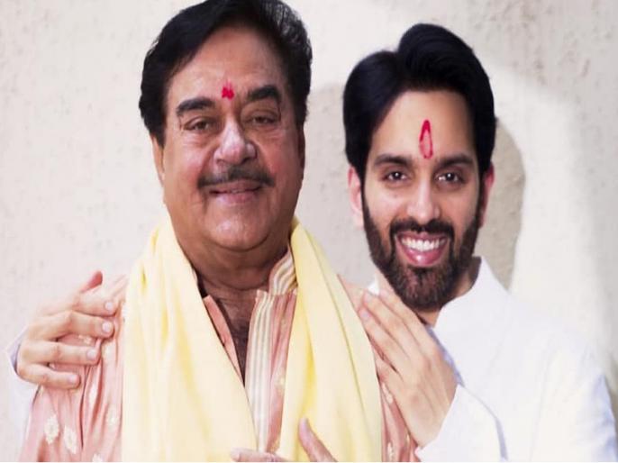 I will fight for the welfare of the people, not to avenge the defeat of my father: Luv Sinha   Bihar elections: लव सिन्हा ने कहा- पिता की हार का बदला लेने नहीं, बल्कि लोगों के कल्याण के लिए लड़ूंगा