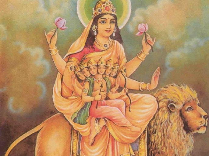 Navratri: fifth day of navratri maa sakandmata devi vrat katha and mantra vrat benefits | नवरात्रि: संतान प्राप्ति और आरोग्य जीवन के लिए करें मां स्कंदमाता की पूजा, इस खास मंत्र के जाप से मिलेगा लाभ
