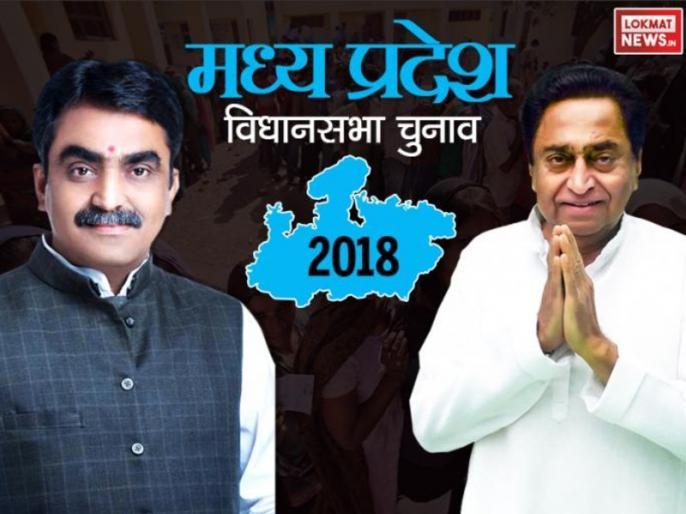 Madhya Pradesh Election: Prior to the results of the Chief Minister's race, Kamal Nath supported Goalband, Sindhiya supporters are also becoming vocal | मध्य प्रदेश चुनाव: नतीजों के पहले मुख्यमंत्री की दौड़, कांग्रेस में कमलनाथ समर्थक हुए गोलबंद, सिंधिया समर्थक भी हो रहे हैं मुखर