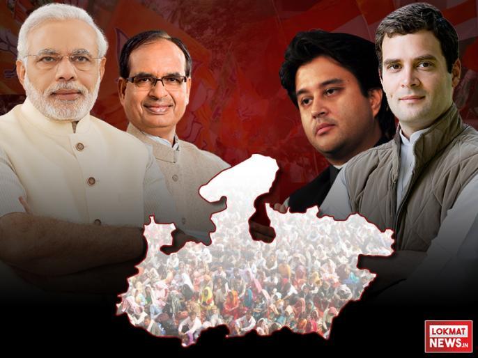 madhya pradesh assembly election 2018 seats where congress will face biggest challenge against bjp | मध्य प्रदेश चुनाव: इन 24 सीटों पर पिछले 25 सालों में नहीं जीत पाई है कांग्रेस, क्या इस बार बदलेगा गणित?