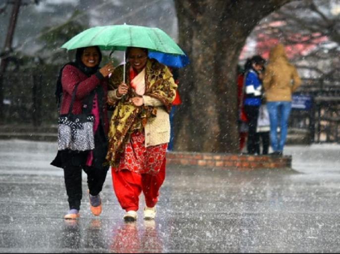 Heavy rain warning in six districts of Madhya Pradesh, danger of falling in other 9 districts | मध्य प्रदेश के छह जिलों में भारी बरसात की चेतावनी, अन्य 9 जिलों में बिलजी गिरने का खतरा