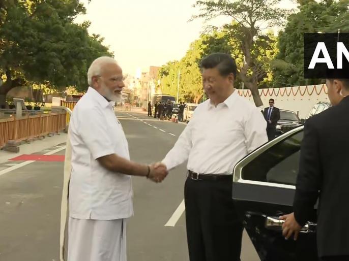 Chinese President Xi Jinping skipped the chopper ride to Mamallapuram he chose Hongqi know why | चीनी राष्ट्रपति शी जिनपिंग ने चेन्नई से महाबलीपुरम तक हेलीकॉप्टर की बजाए कार में क्यों किया सफर, जानें