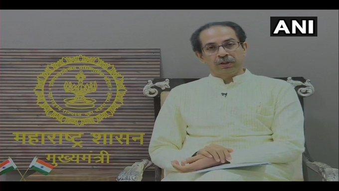 Coronavirus covid-19 Chief Minister Uddhav Thackeray lockdown Maharashtra go away strictly followed | कोविड-19ःमुख्यमंत्री उद्धव ठाकरे बोले,महाराष्ट्र मेंलॉकडाउन अभी नहीं हटेगा,कठोरता से पालन करना होगा