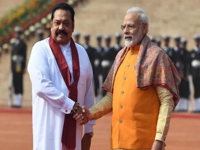 Will Sri Lankan 'friends and relatives' relationships gain new momentum?   शोभना जैन का ब्लॉग: श्रीलंका के साथ 'मित्र और संबंधी' वाले रिश्तों को नई गति मिलेगी?