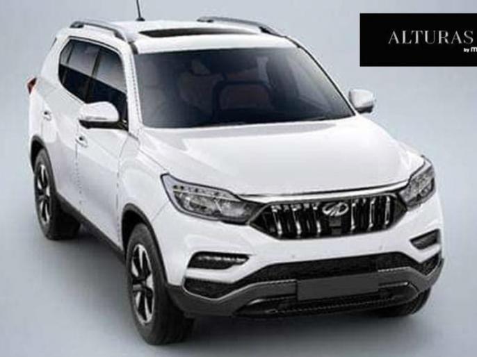 Mahindra Alturas G4 to be sold through premium dealership channel   महिंद्रा की प्रीमियम डीलरशिप चैनल के ज़रिए बिकेगी नई एसयूवी Alturas G4
