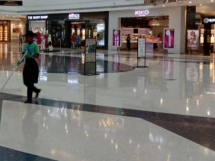 Woman jumps off Indore mall's third floor after losing husband days after marriage | पति की मौत के डिप्रेशन में युवती मॉल के तीसरी मंजिल से कूदी, 15 दिन पहले हुई थी शादी