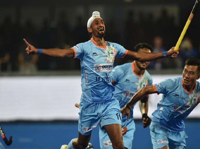 hockey world cup group c india vs belgium live goal score and update | Hockey World Cup, IND Vs BEL: भारत और बेल्जियम का मैच ड्रॉ, 2-2 गोल के साथ खत्म हुआ मुकाबला