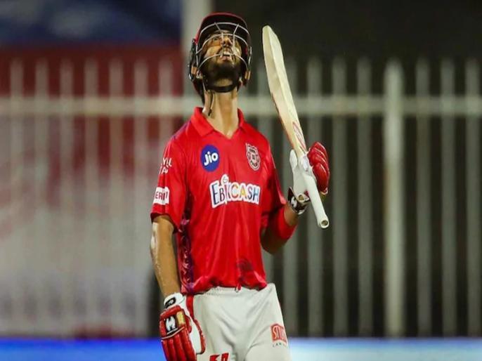 IPL 2020 Mandeep Singh dedicates fifty to his late father after KXIP win   IPL 2020: तीन दिन पहले पिता को खोने वाले मनदीप सिंह ने पंजाब को जिताया मैच, कहा- पापा कहते थे कभी आउट मत होना