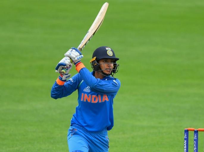 ICC rankings: Jemimah Rodrigues, Smriti Mandhana move up to second and sixth | 3 मैचों में बनाए 180 रन, आईसीसी रैंकिंग में इस पायदान पर पहुंची स्मृति मंधाना