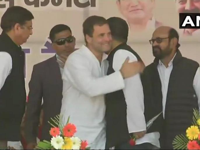 Uttarakhand EX CM and BJP leader Maj Gen BC Khanduri son Manish Khanduri joins Congress | बीजेपी के वरिष्ठ नेता और पूर्व सीएम के बेटे मनीष खंडूरी कांग्रेस में शामिल