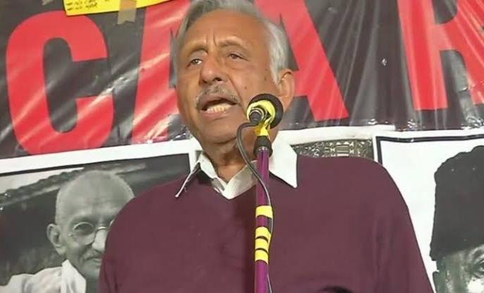 Congress leader Mani Shankar Aiyar claims in PAK, differences between Modi-Shah over NRC-NPR | PAK में कांग्रेस नेता मणिशंकर अय्यर का दावा, NRC-NPR पर मोदी-शाह के बीच मतभेद