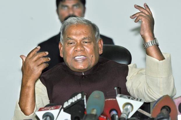 jitan ram manjhi told liquor sanjeevani and nitish government minister said justifying habits   'शराब है संजीवनी', जीतन राम मांझी के बयान पर विवाद, नीतीश के मंत्री बोले- 'खुद की आदतों को सही बता रहे हैं'