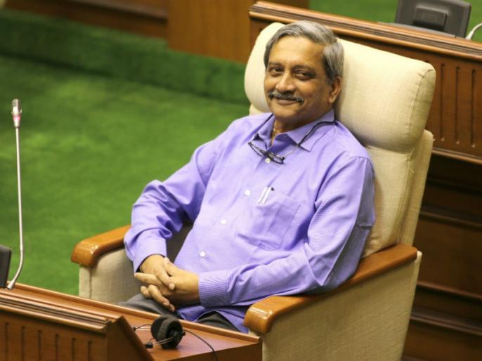 manohar parrikar would be back to goa | खुशखबरी: रविवार तक गोवा लौट सकते हैं CM मनोहर पर्रिकर