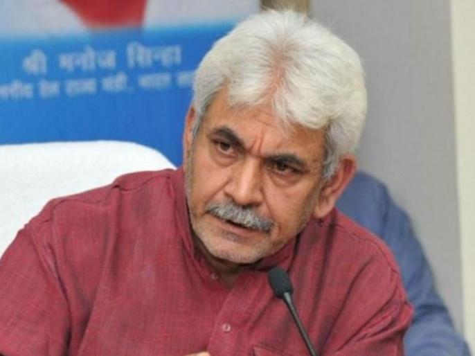 Union minister Manoj Sinha says, harassing of the BJP worker will not tolerate | केंद्रीय मंत्री मनोज सिन्हा बोले- बीजेपी कार्यकर्ता पर उठने वाली उंगली और आंख सलामत नहीं रहेगी!