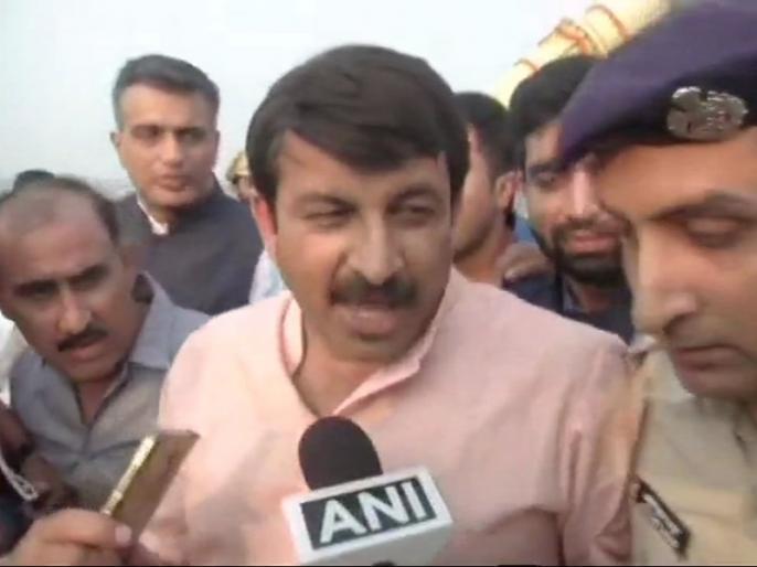 manoj tiwari attacks over AAP govt saying that Introducing the Out Budget Budget to mislead people | AAP पर मनोज तिवारी का निशाना, कहा- लोगों को गुमराह करने के लिए आउटकम बजट किया पेश