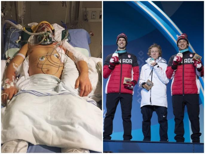 Mark McMorris wins winter Olympic medal after horrific accident | विंटर ओलंपिक: 11 महीने पहले टूटी थीं 17 हड्डियां, अब ब्रॉन्ज मेडल जीतकर किया दुनिया को हैरान