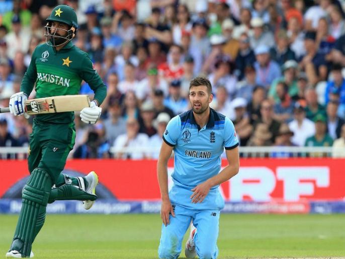 ICC World Cup 2019: England Fast Bowler Mark Wood Doubtful For West Indies Clash due to recurrence of ankle problems | ENG vs WI: इंग्लैंड को झटका, वर्ल्ड कप 2019 की सबसे तेज गेंद फेंकने वाले मार्क वुड का वेस्टइंडीज के खिलाफ खेलना संदिग्ध