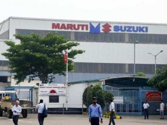Maruti Suzuki employee at Manesar plant tests Covid-19 positive | मारुति के मानेसर प्लांट में एक कर्मचारी निकला कोरोना पॉजिटिव, दूसरे केस की संभावना