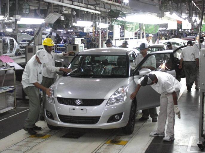 Maruti Suzuki suspends production at Gurgaon, Manesar plants due to coronavirus   मंदी के बाद अब कोरोना वायरस की मार, मारुति सुजुकी को बंद करने पड़े दो प्लांट