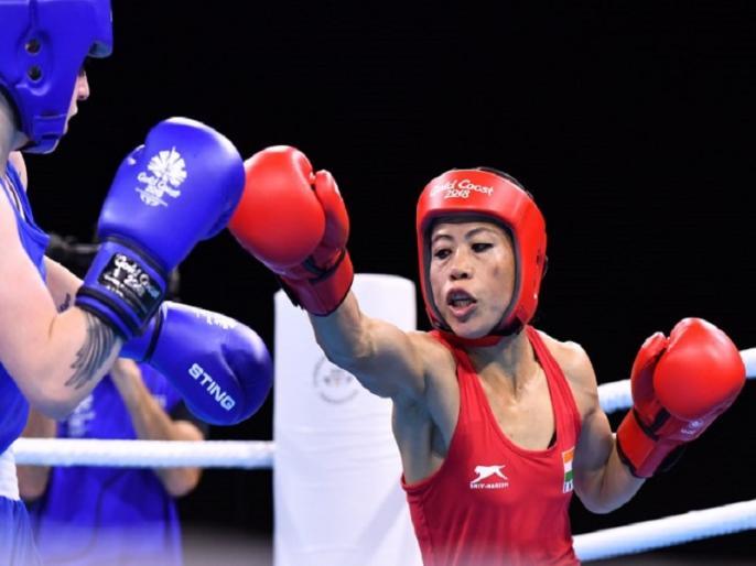mary kom says no plan of retirement and aiming for olympic gold tokyo 2020 | मैरी कॉम ने संन्यास की चर्चा को बताया अफवाह, कहा- 'ओलंपिक गोल्ड है मेरा सपना'