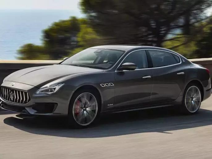 Maserati Launch 2019 Quattroporte edition in India at Rs 1.74 cr | Maserati ने लॉन्च किया क्वाट्रोपोर्टे कार का नया वर्जन, जानें क्या है कीमत