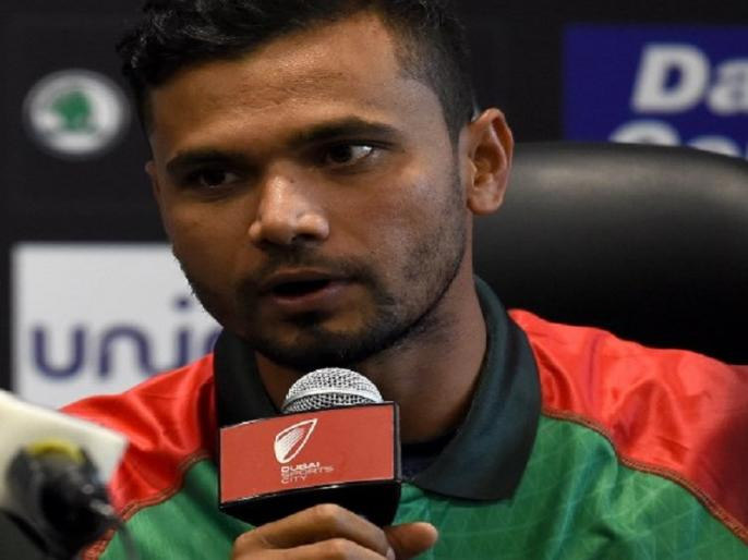 asia cup mashrafe mortaza says he was unaware on soumya sarkar and imrul kayes inclusion | एशिया कप: बांग्लादेश के कप्तान का खुलासा, बिना बताये टीम में शामिल कर लिये गये दो खिलाड़ी